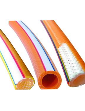 本发编织机成品 编织软管PVC管花园管